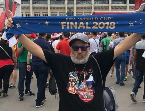 Congratulations France – Images from around the globe before, during and after the World Cup final