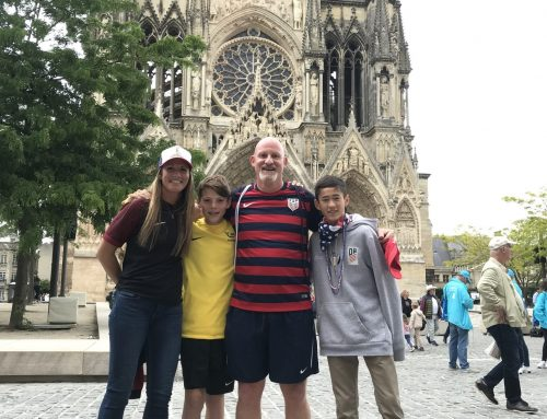 Familiar faces in new places – NorCal Premier Soccer Community well represented in France