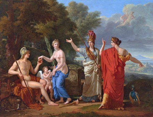 Judgement of Paris – Part 3…Greek Myths, Wine and Women's Soccer