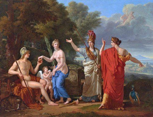 Judgement of Paris – Part 3…Greek Myths, Wine and Women's Soccer
